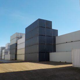 Intermodal Containers Sea Can