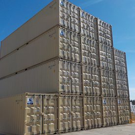 Sea-Can | New and Used Intermodal Shipping Containers for